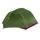 MSR Mutha Hubba NX Tenda verde/rosso